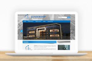 LEADERSHIP Immobilière est une société de promotion immobilière privée, spécialisée dans la construction d'ensembles immobiliers résidentiels