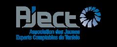 logo aject 'Association des Jeunes Experts Comptables est une association scientifique