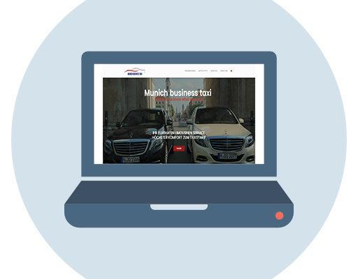 munich business taxi projet