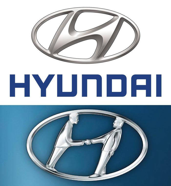 Le vrai sens du logo Hyundai