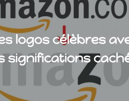 Ces logos célèbres avec des significations cachées