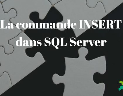 La commande INSERT dans SQL Server