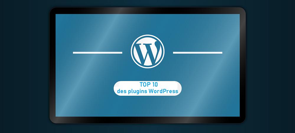 Top 10 des plugins WordPress préférés