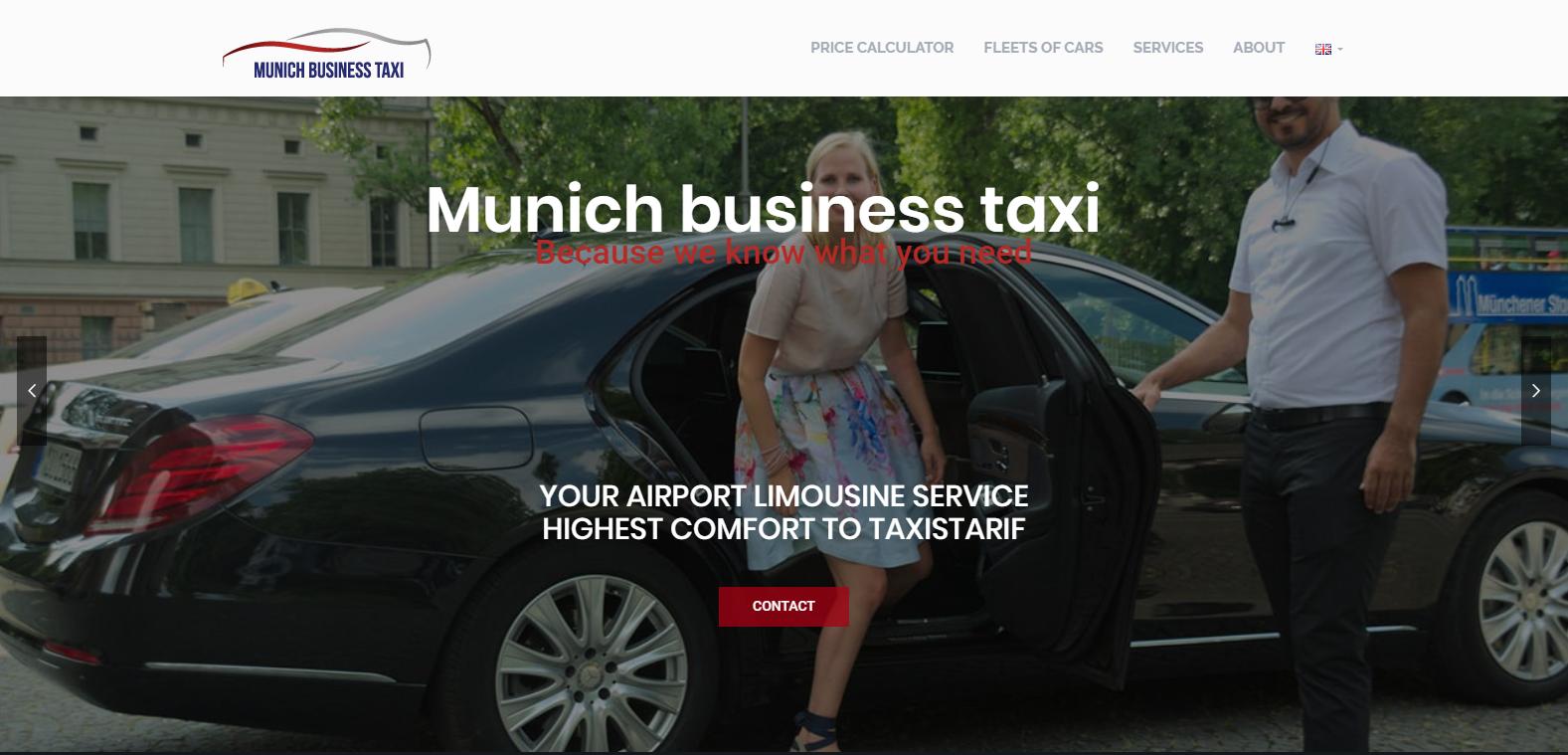 Munich Business Taxi