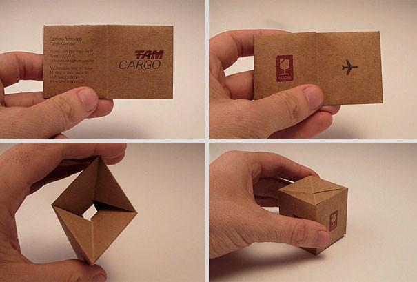 société de cargo - 25 designs créatifs pour des cartes de visite originales
