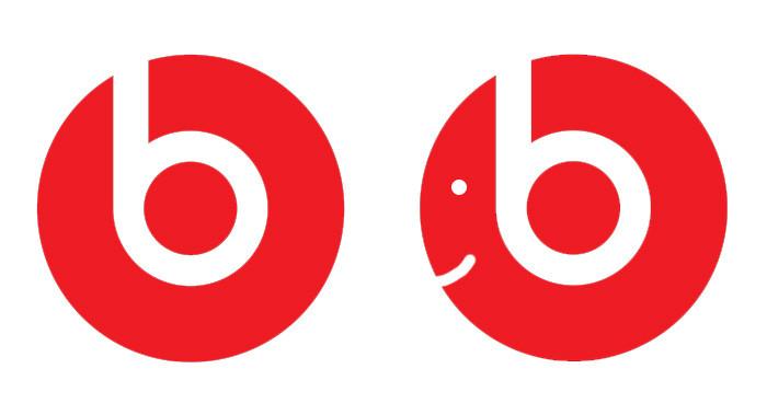Le vrai sens du logo Beats