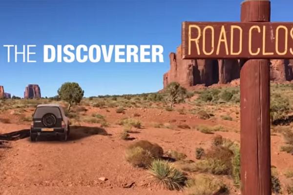 Cet artiste produit une époustouflante vidéo pour vendre sa voiture