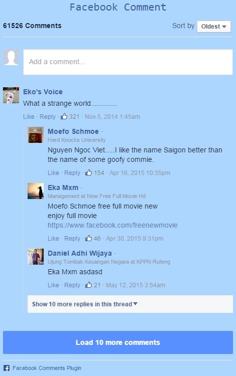 facebook comment parmi les meilleurs plugins de commentaires pour WordPress