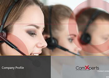ComXperts Plaquette commerciale