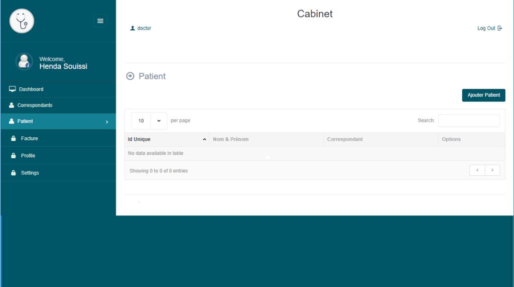 PM Labo gestion des patients - développement spécifique PHP codeigniter