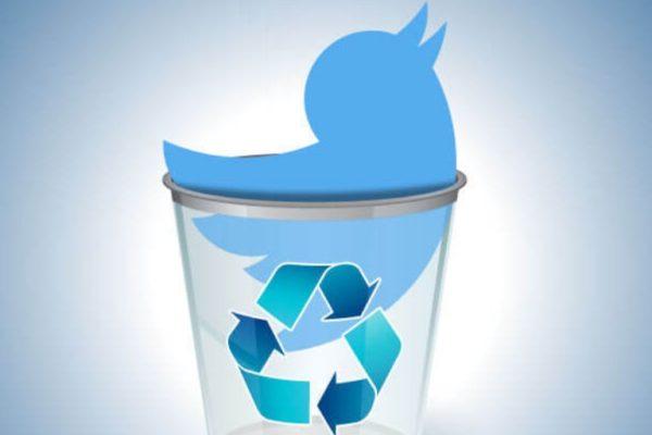 Comment supprimer définitivement votre compte Twitter ?
